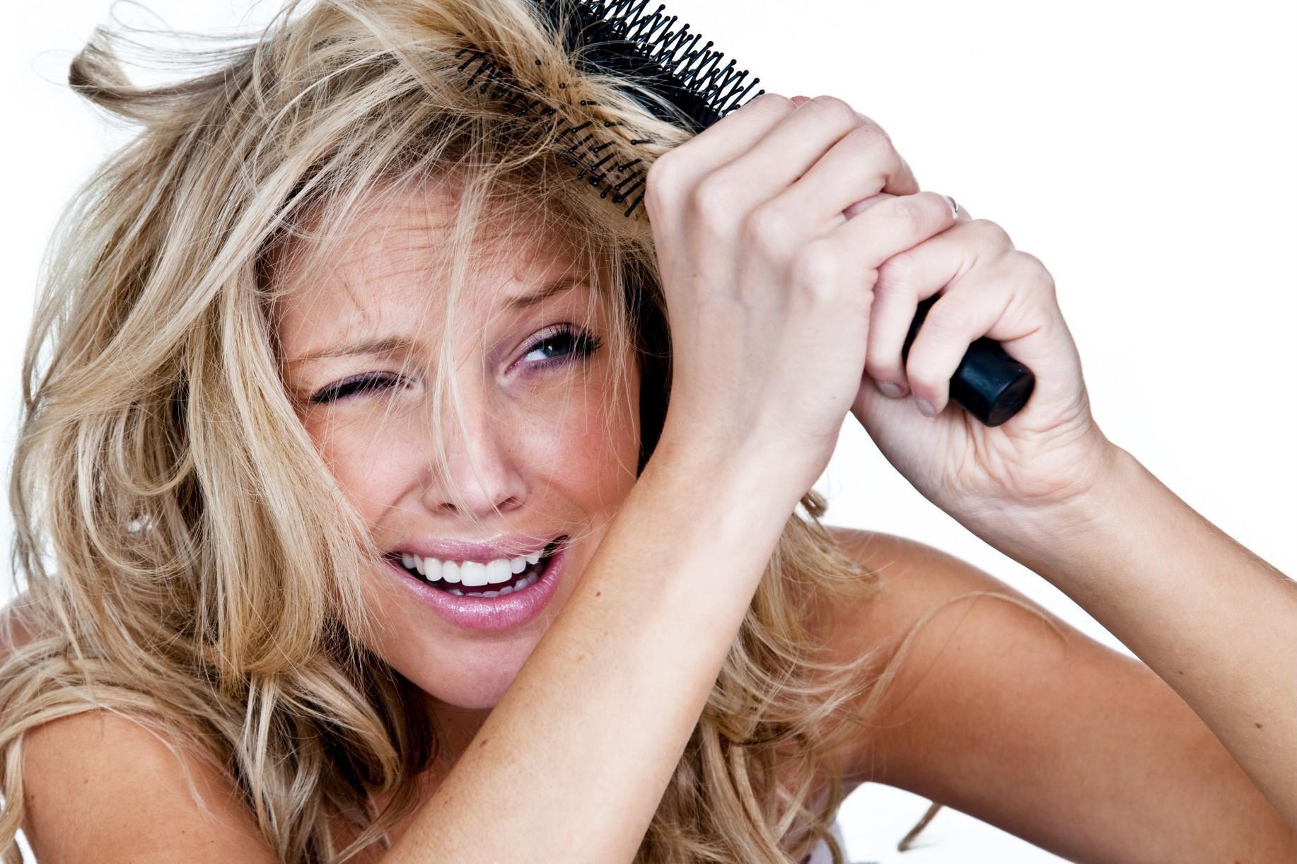 Perchè ci fa male il cuoio capelluto