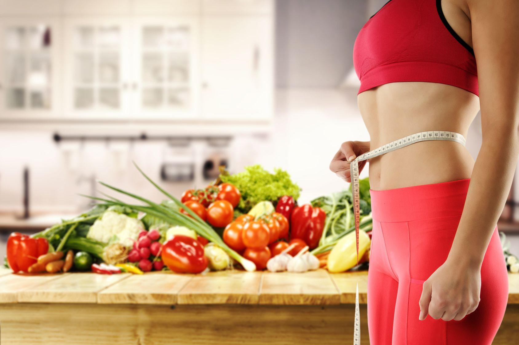 La dieta mediterranea per perdere 2 chili a settimana
