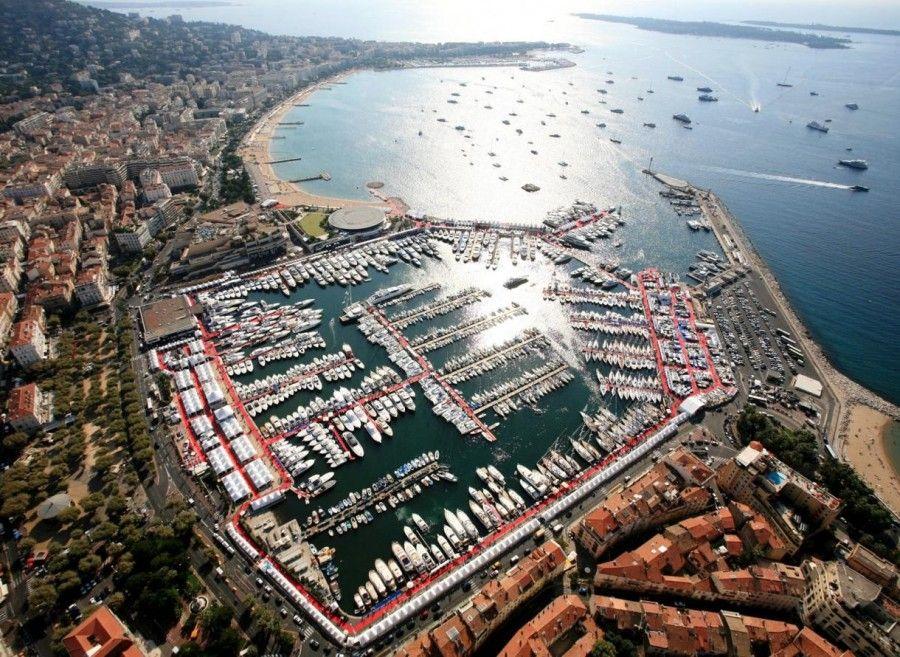 Cannes e il suo porto