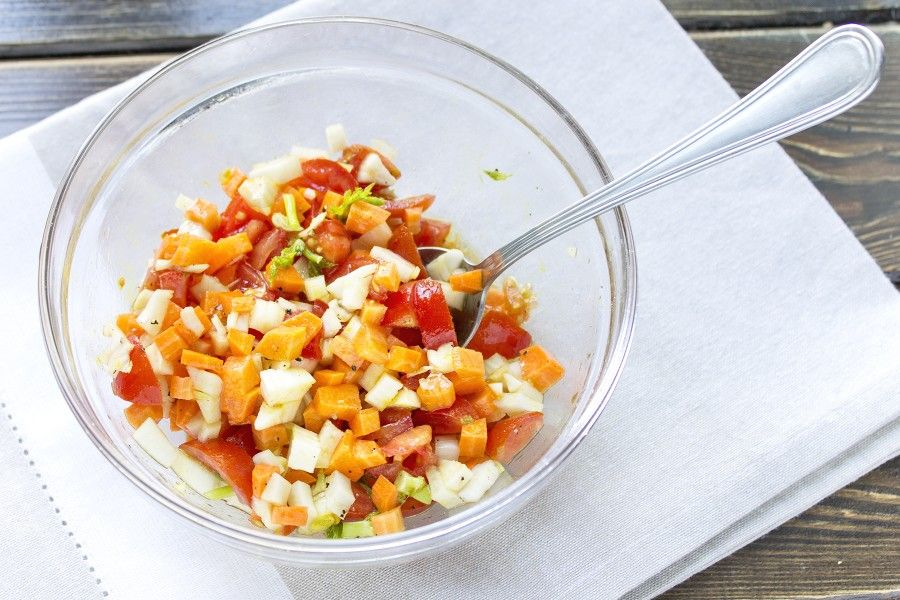 filetto-trota-salmonata-verdure