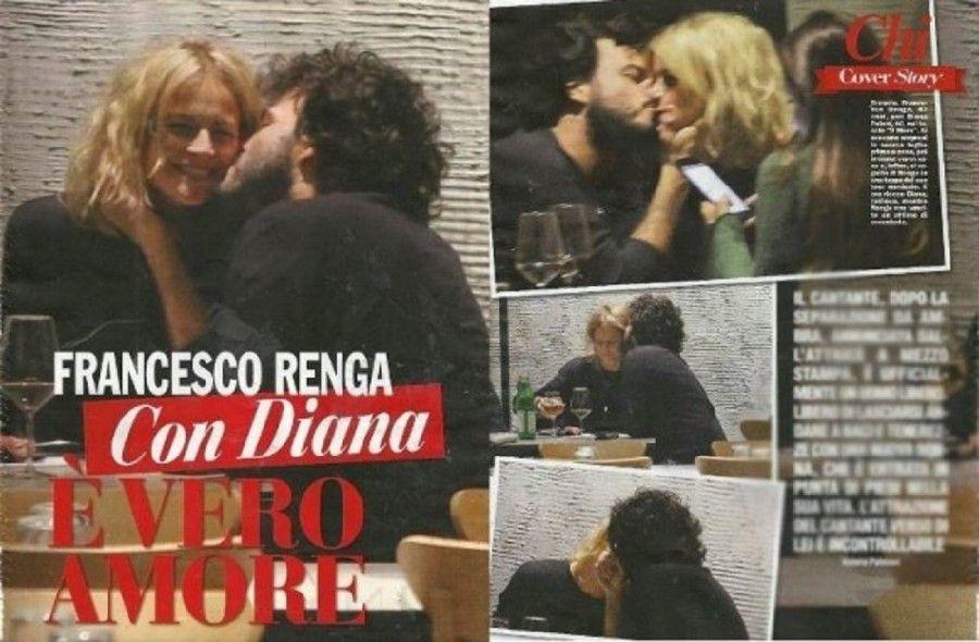 Il nuovo amore di Francesco Renga