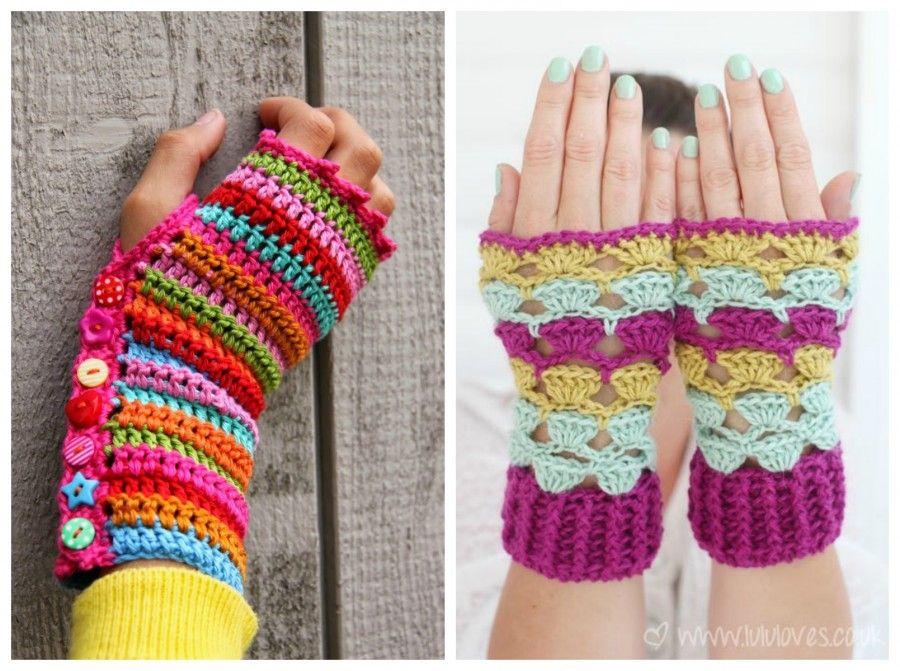 guanti Collage