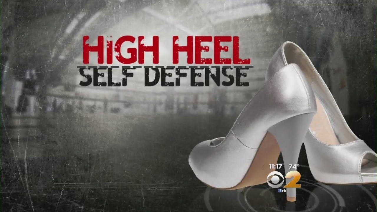 Auto-difesa con i tacchi a spillo
