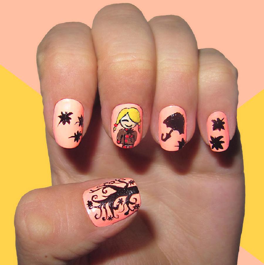 nail-art-autunno-disegni