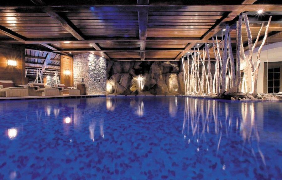 Le 5 piscine da interno pi strepitose del mondo bigodino - Piscina da interno ...