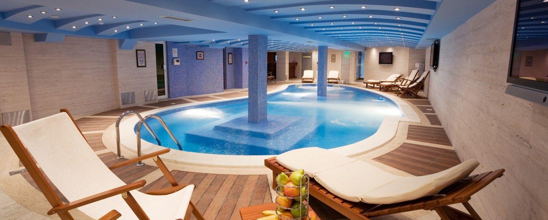 Le 5 piscine da interno pi strepitose del mondo bigodino - Piscine da interno ...