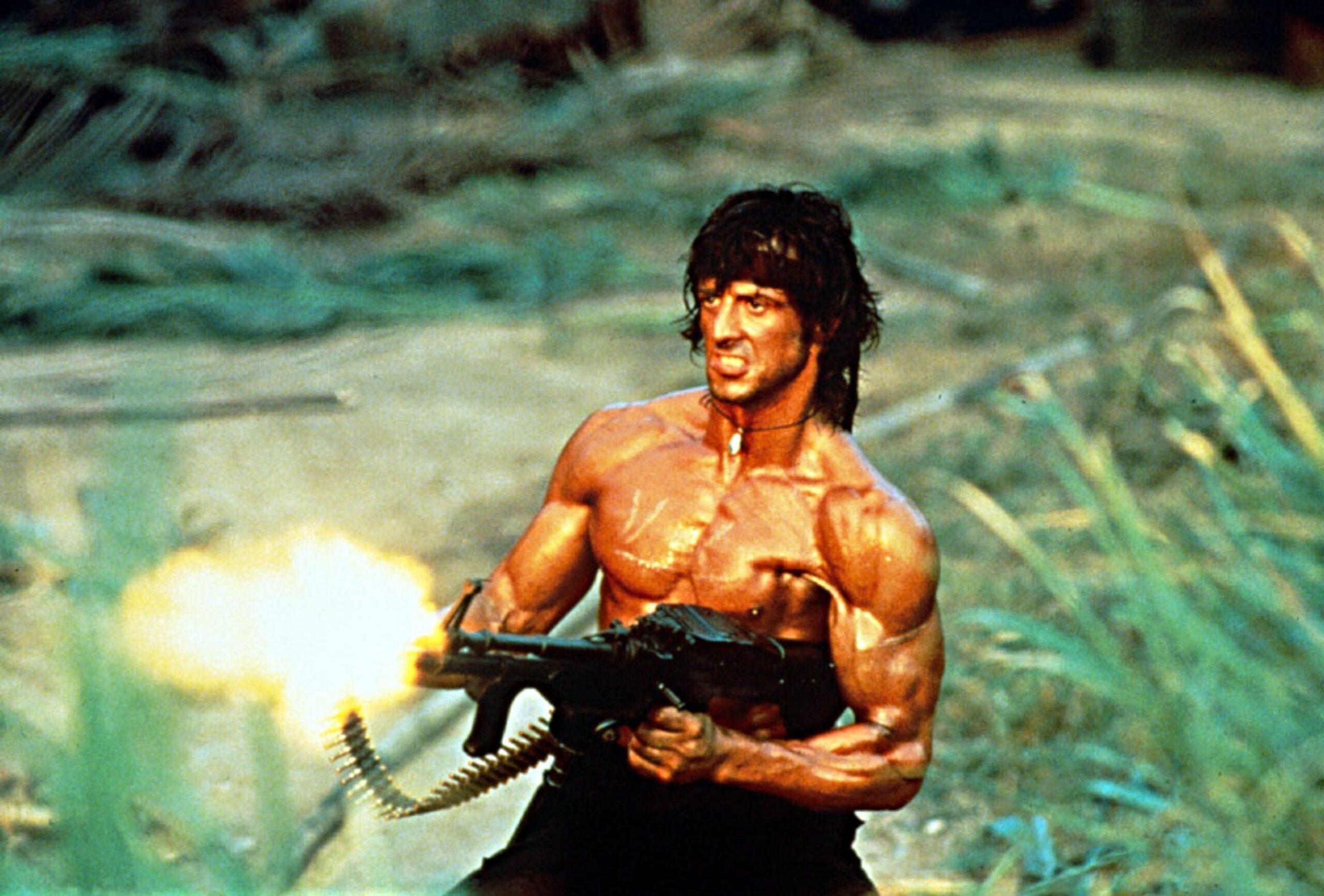 Il successore di Stallone nella parte di Rambo