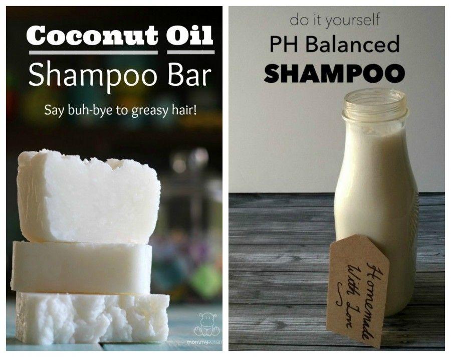 shampoo Collage