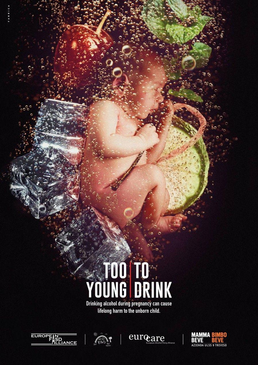 Non bere in gravidanza