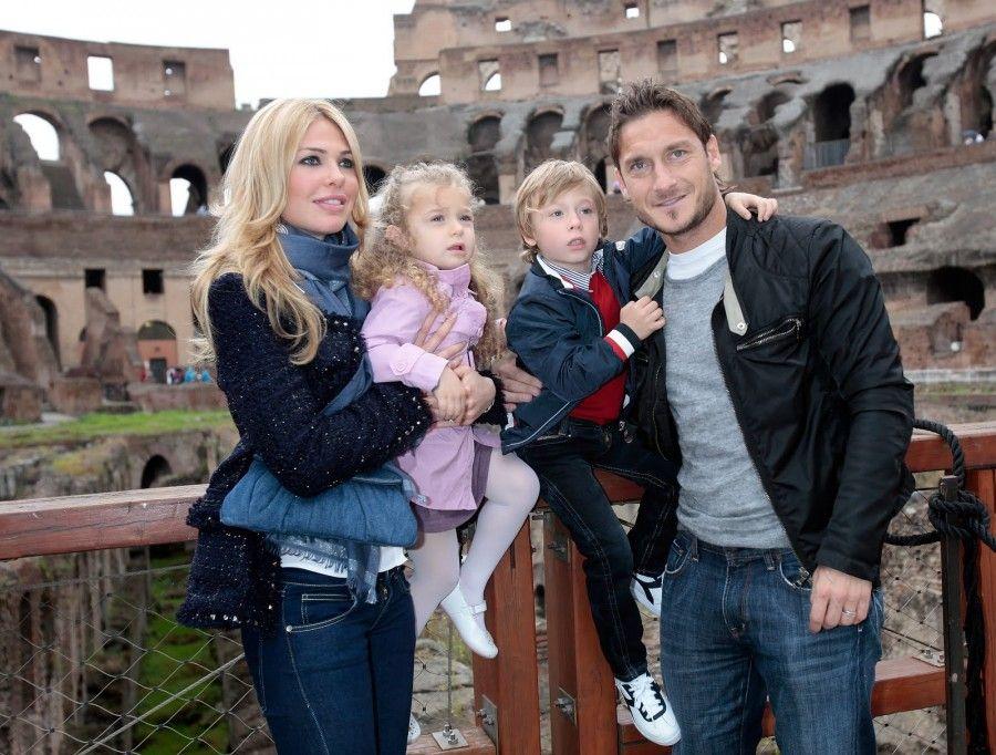 L'ultima intervista di Totti