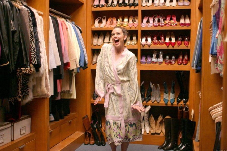 Cabina Armadio Paris Hilton.Le Cabine Armadio Dei Film Che Tutte Le Donne Vorrebbero Bigodino