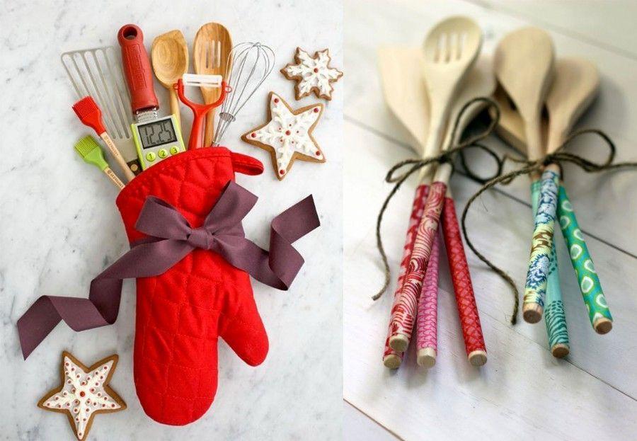DIY: come incartare i regali con utensili da cucina | Bigodino