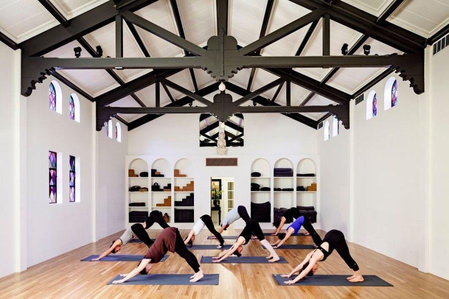 Yoga Space NW. Portland. Stati Uniti