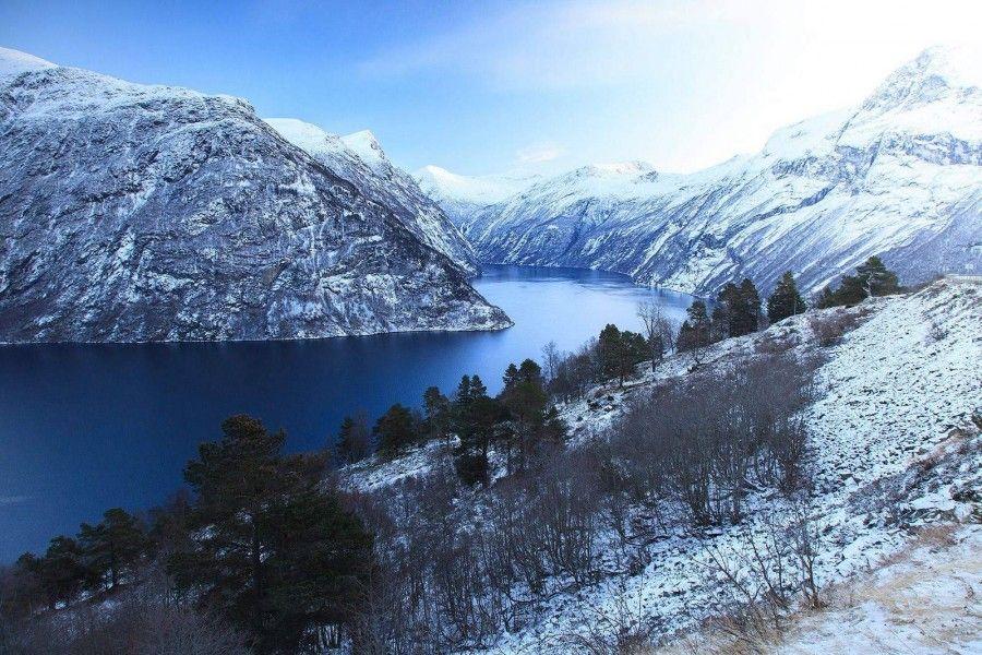 9 Geirangerfjord-In-Winter