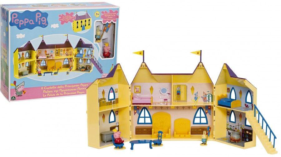 CCP03022 PEPPA castello della principessa