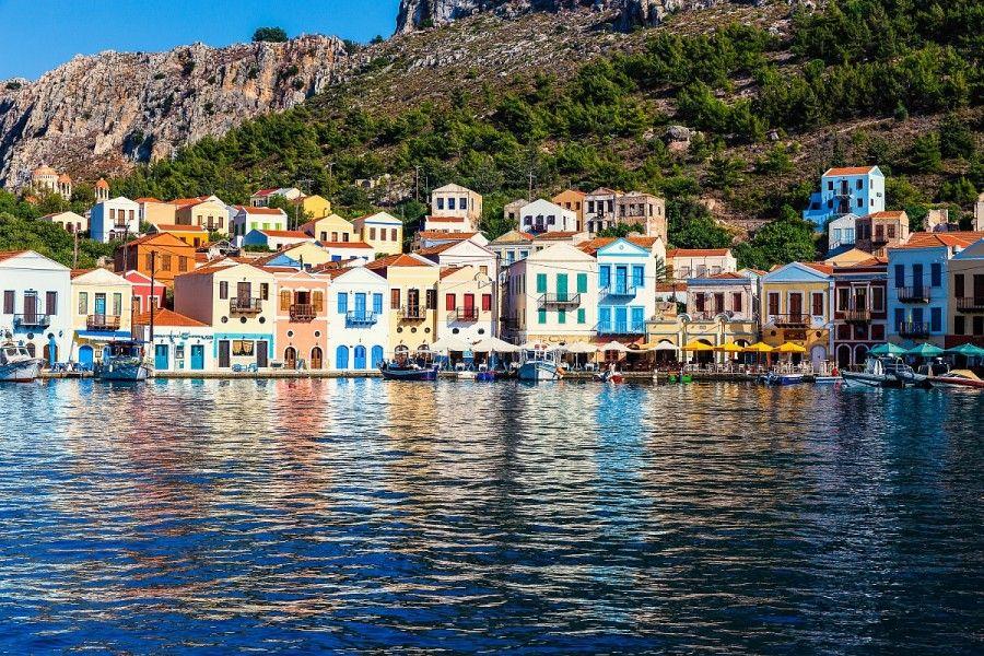Castellorizo, Isole Greche del Dodecaneso