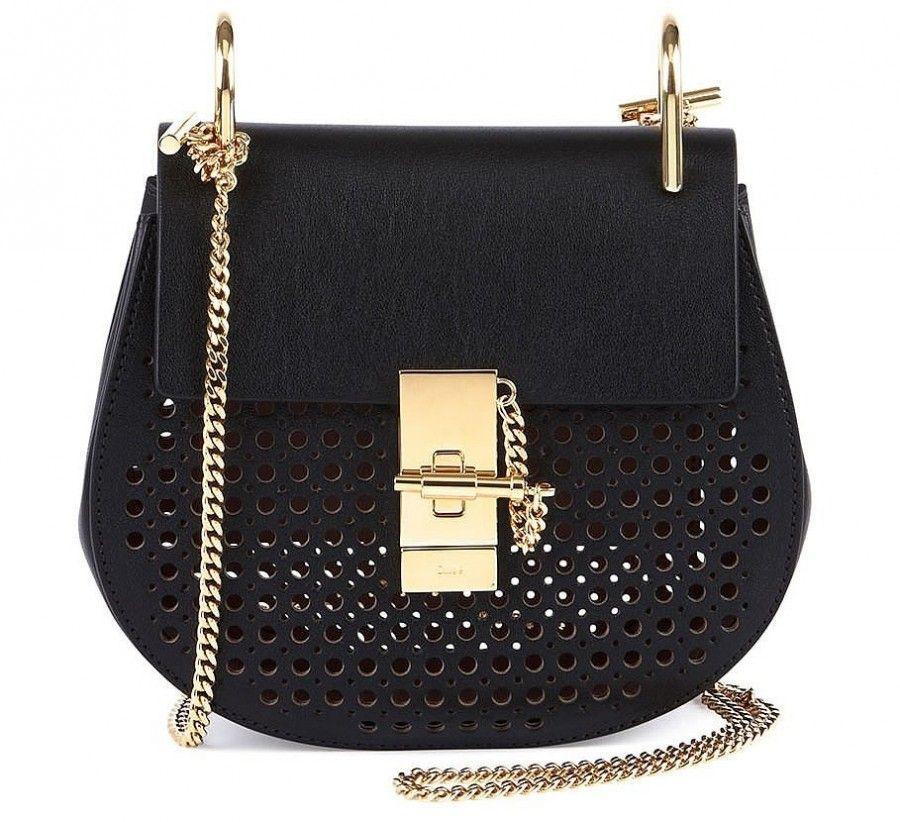 Chloé-Drew-Perforated-Mini-Shoulder-Bag-1990