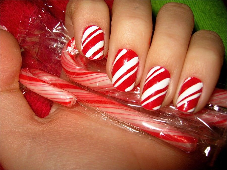 Christmas-Designs-For-Nails