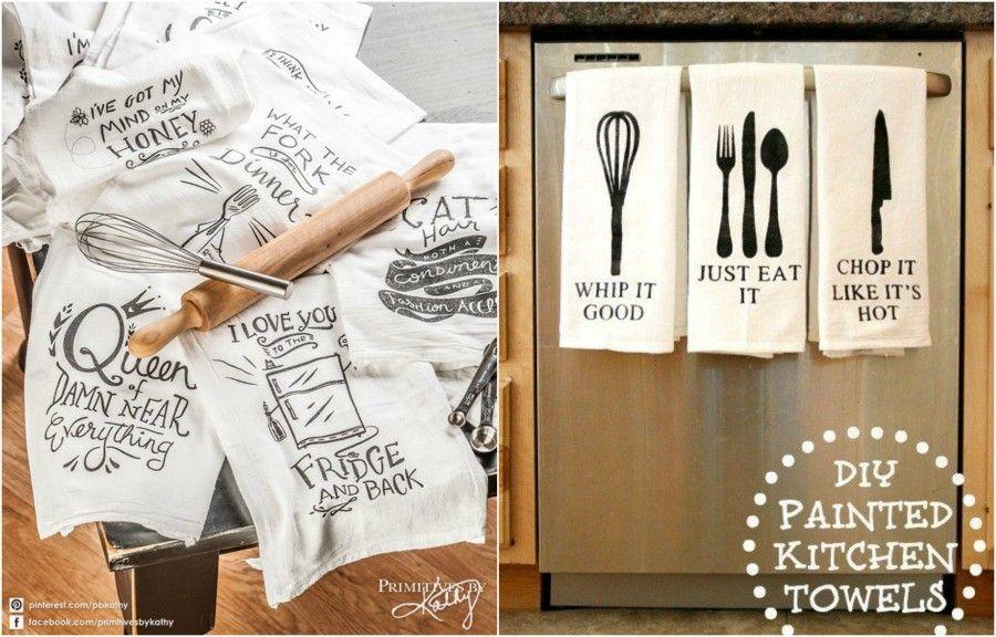 Favorito Regali DIY: 6 prodotti da utilizzare in cucina | Bigodino LW53