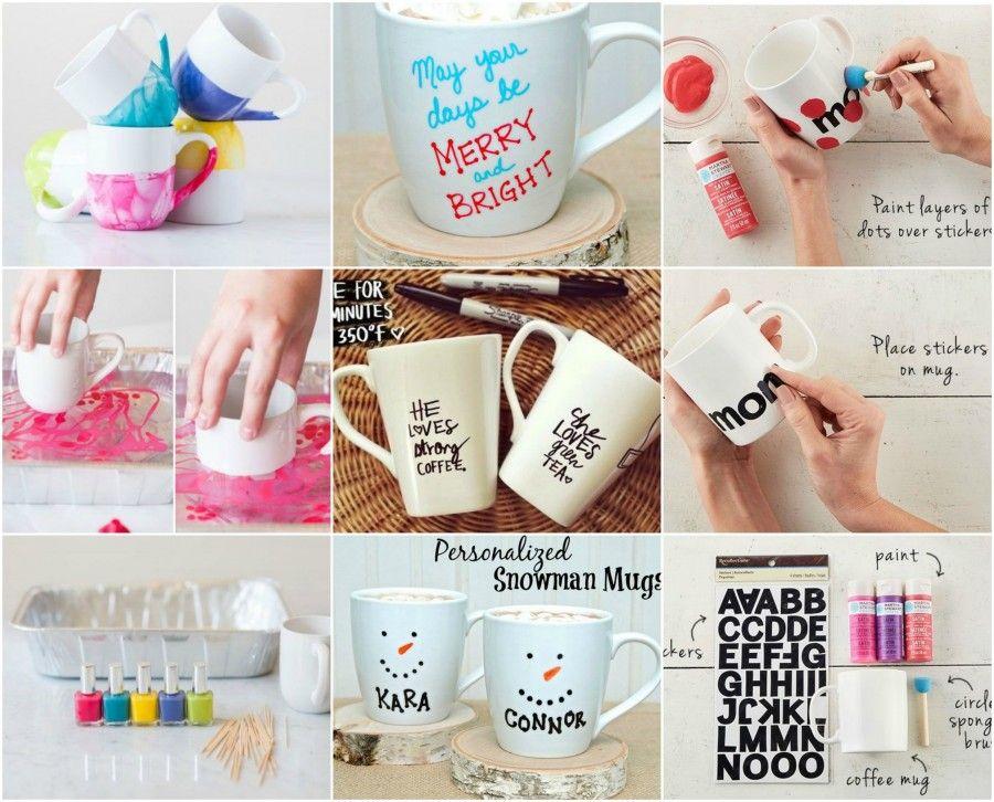 Decorazione mug