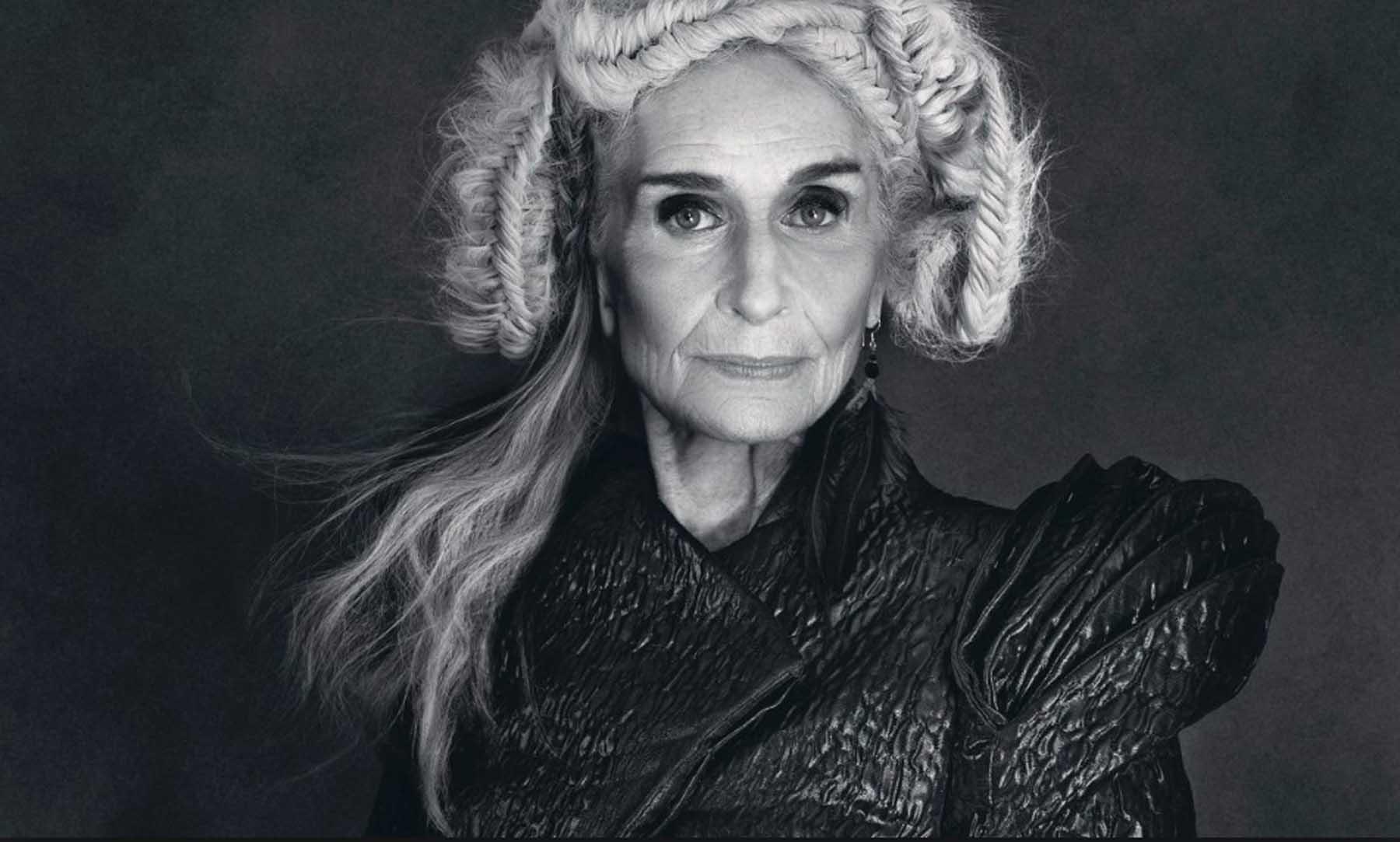 Daphne Selfe, la top model più anziana di tutti i tempi