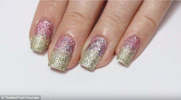 Glitter Fonte: dailymail.co.uk