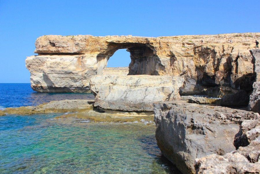 L'Azure Window a Gozo