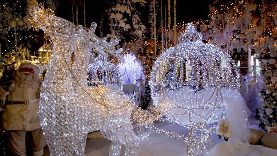 villaggi di Babbo Natale in Italia