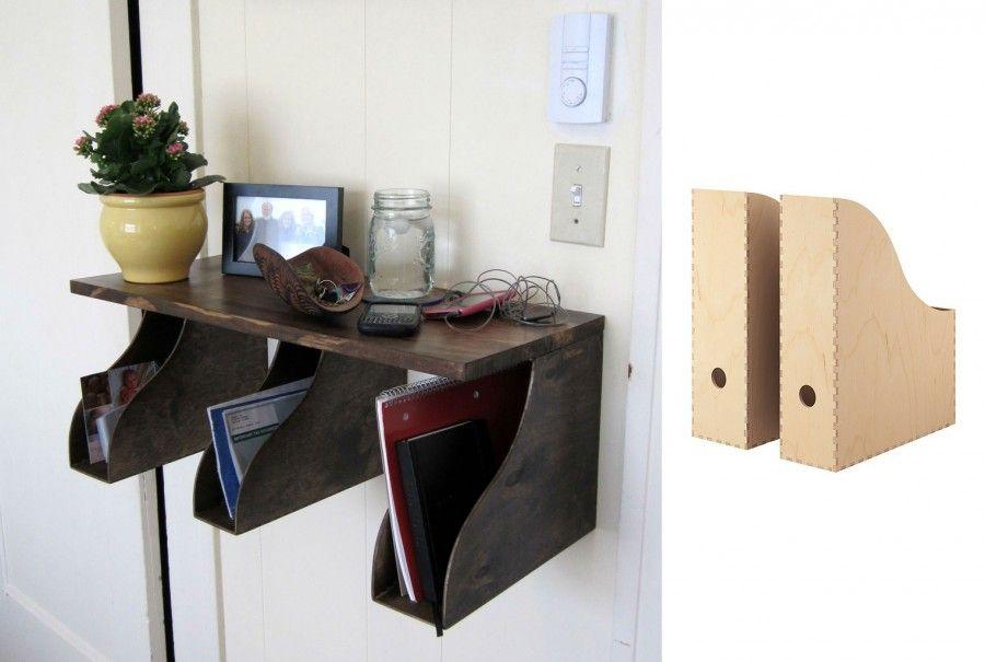 Credenza A Muro Ikea : Come trasformare un mobile ikea bigodino