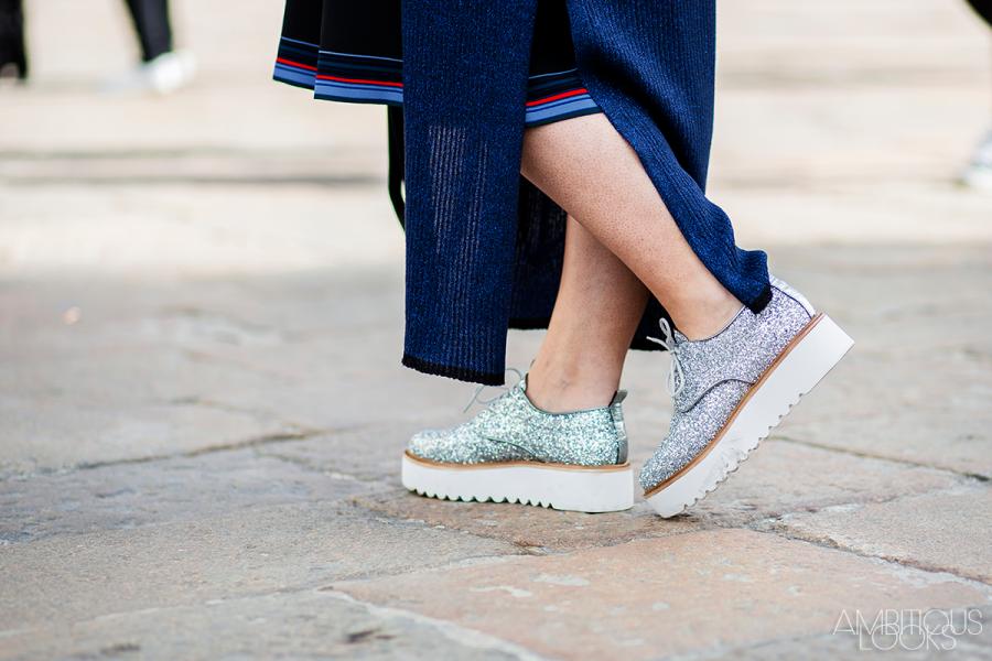 Milan-Fashion-Week-AW15-Street-Style-Stella-Jean-25-silver-glitter-shoes