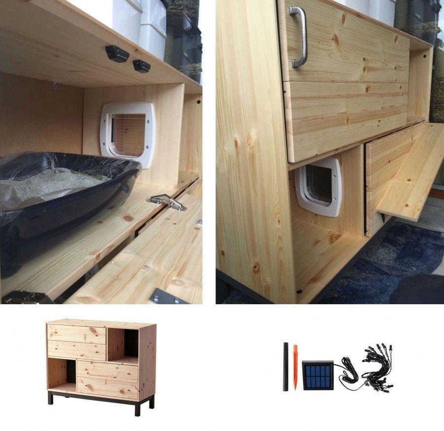 Conosciuto Come trasformare un mobile IKEA | Bigodino HF28