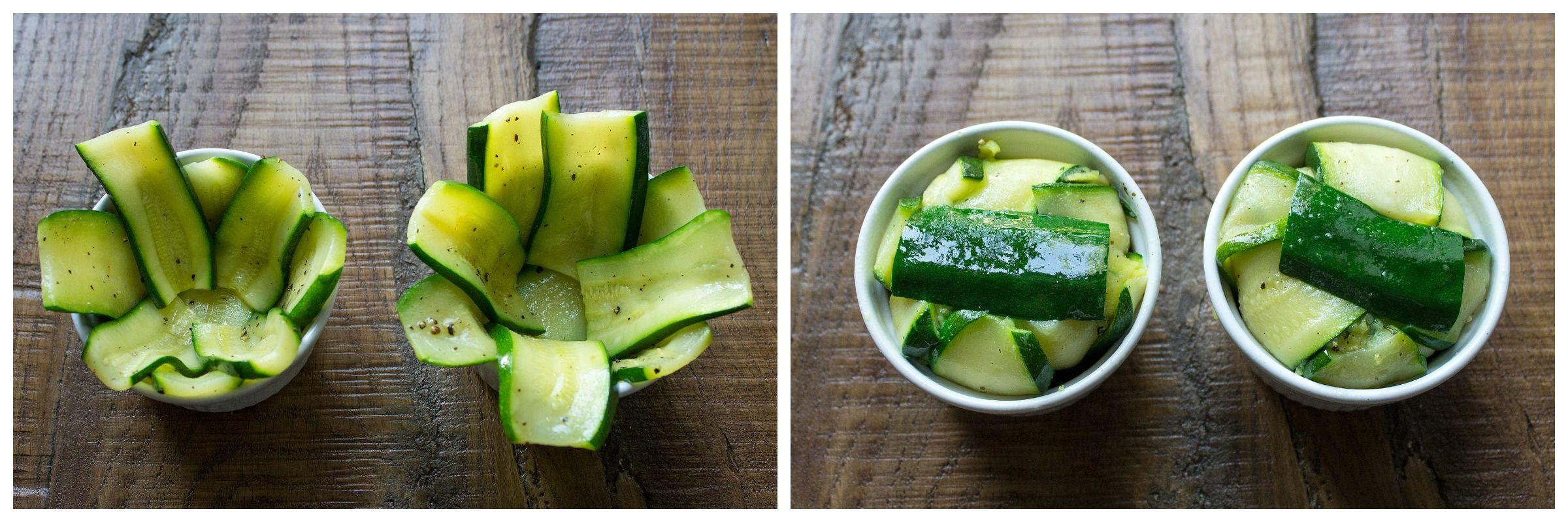 10 modi per cucinare le zucchine