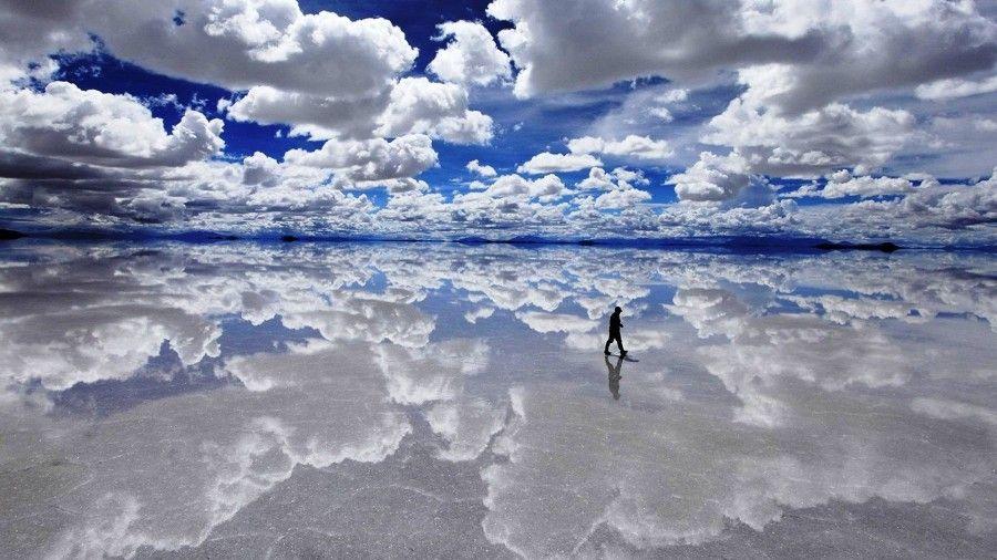 Paesaggi che non credi possibili e invece esistono