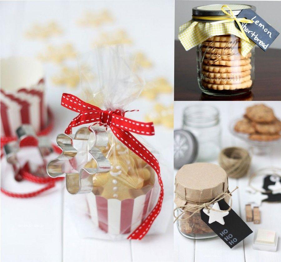 Idee Per Confezionare Biscotti Di Natale.Natale Diy Come Incartare I Regali Food Bigodino
