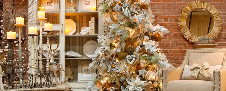 Diy addobbi natalizi shabby chic bigodino - Decorazioni natalizie stile shabby chic ...