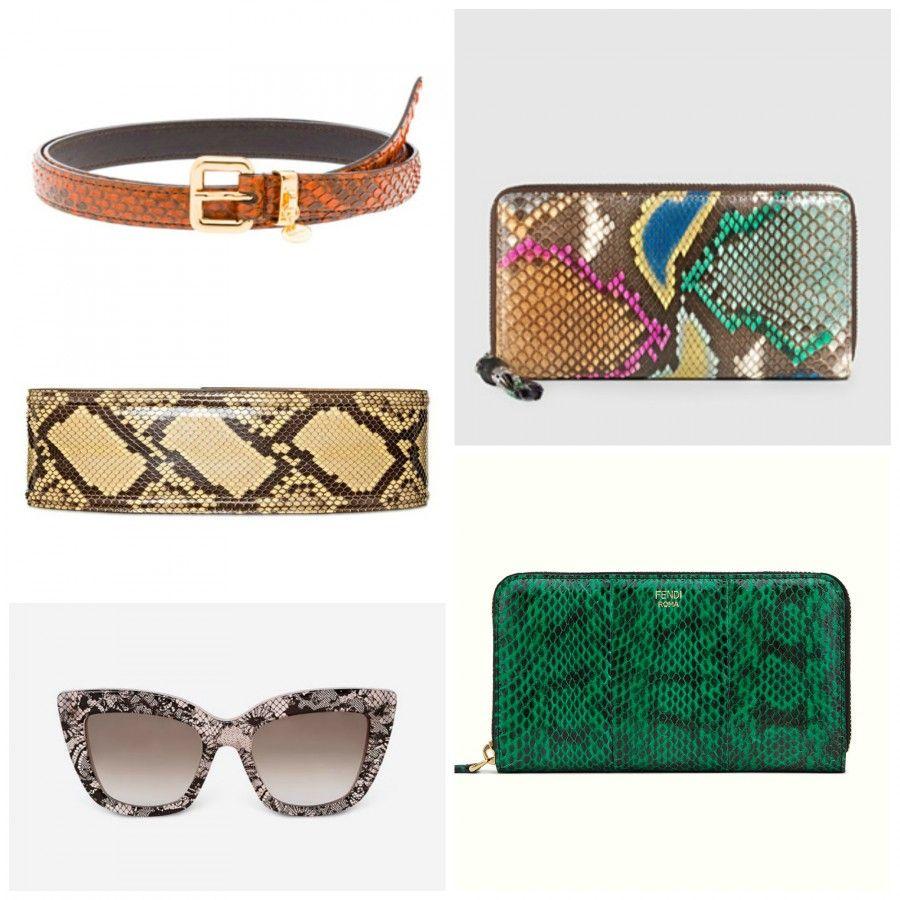 accessori fashion Collage