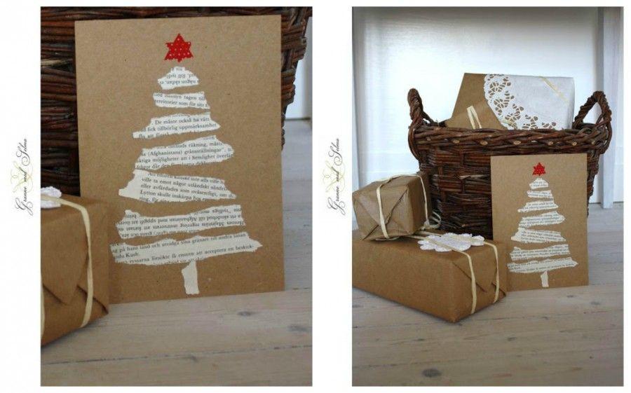 albero giornale Collage