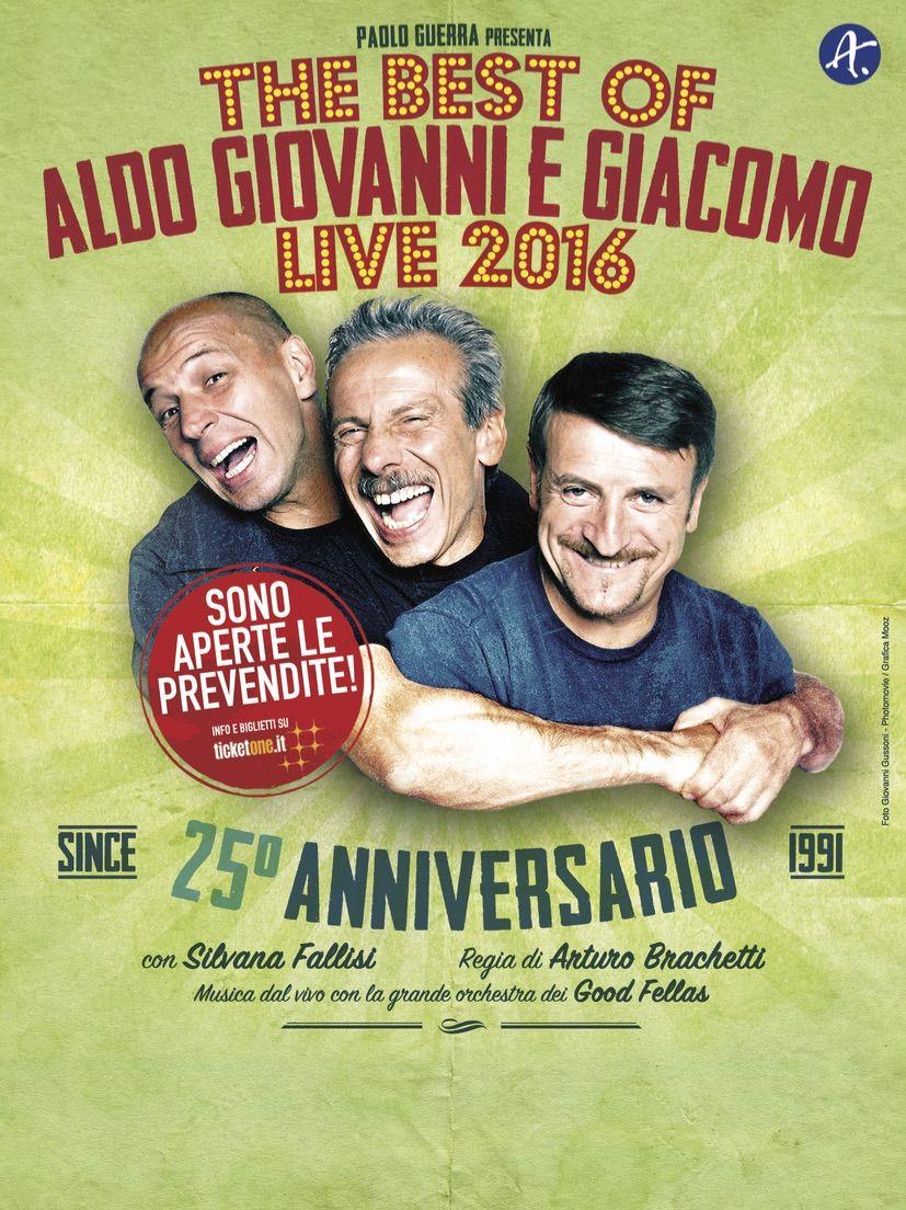 The best of Aldo Govanni e Giacomo