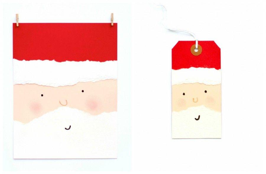 Come Creare Biglietti Di Natale.Diy Come Realizzare I Biglietti Di Natale Bigodino