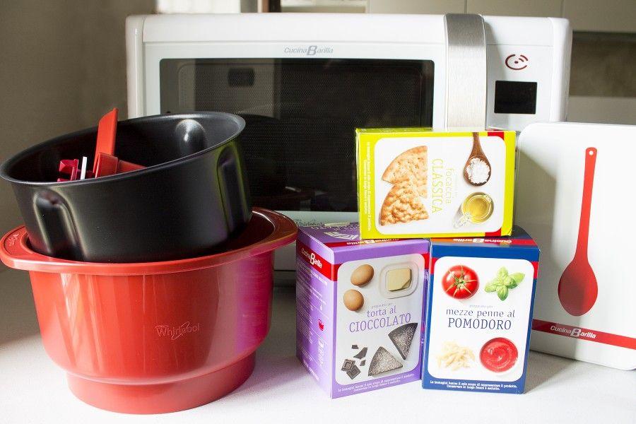 Cucinabarilla il forno hi tech che semplifica la vita bigodino - Cucina barilla whirlpool ...