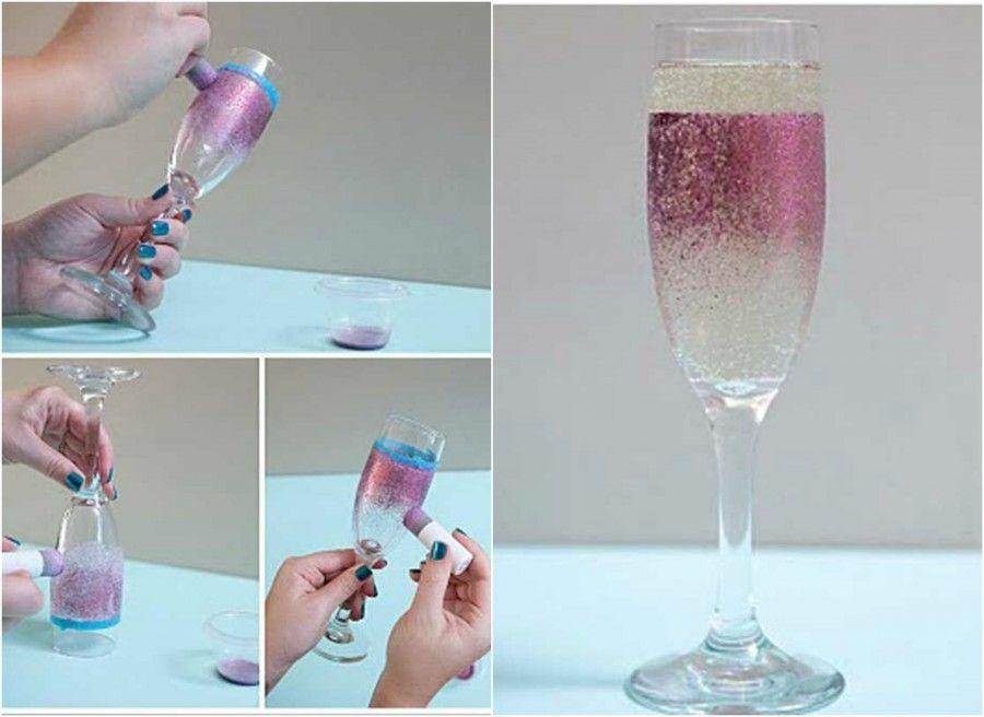 bicchieri brillantinosi 1