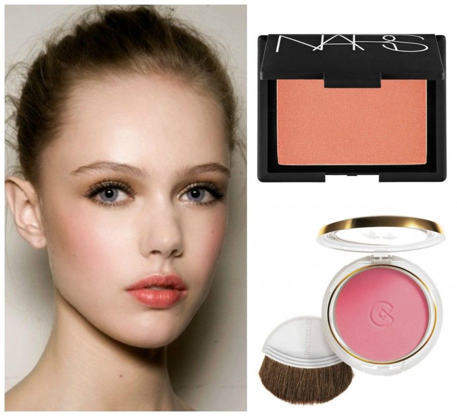 blush Collage