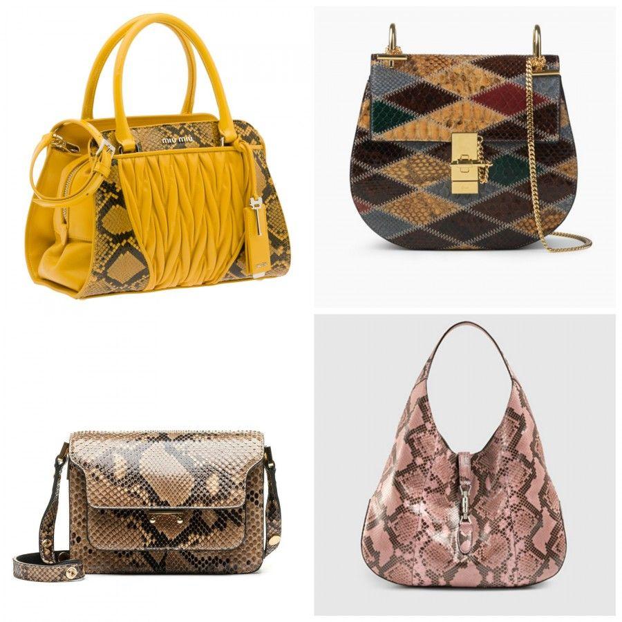 borse couture Collage