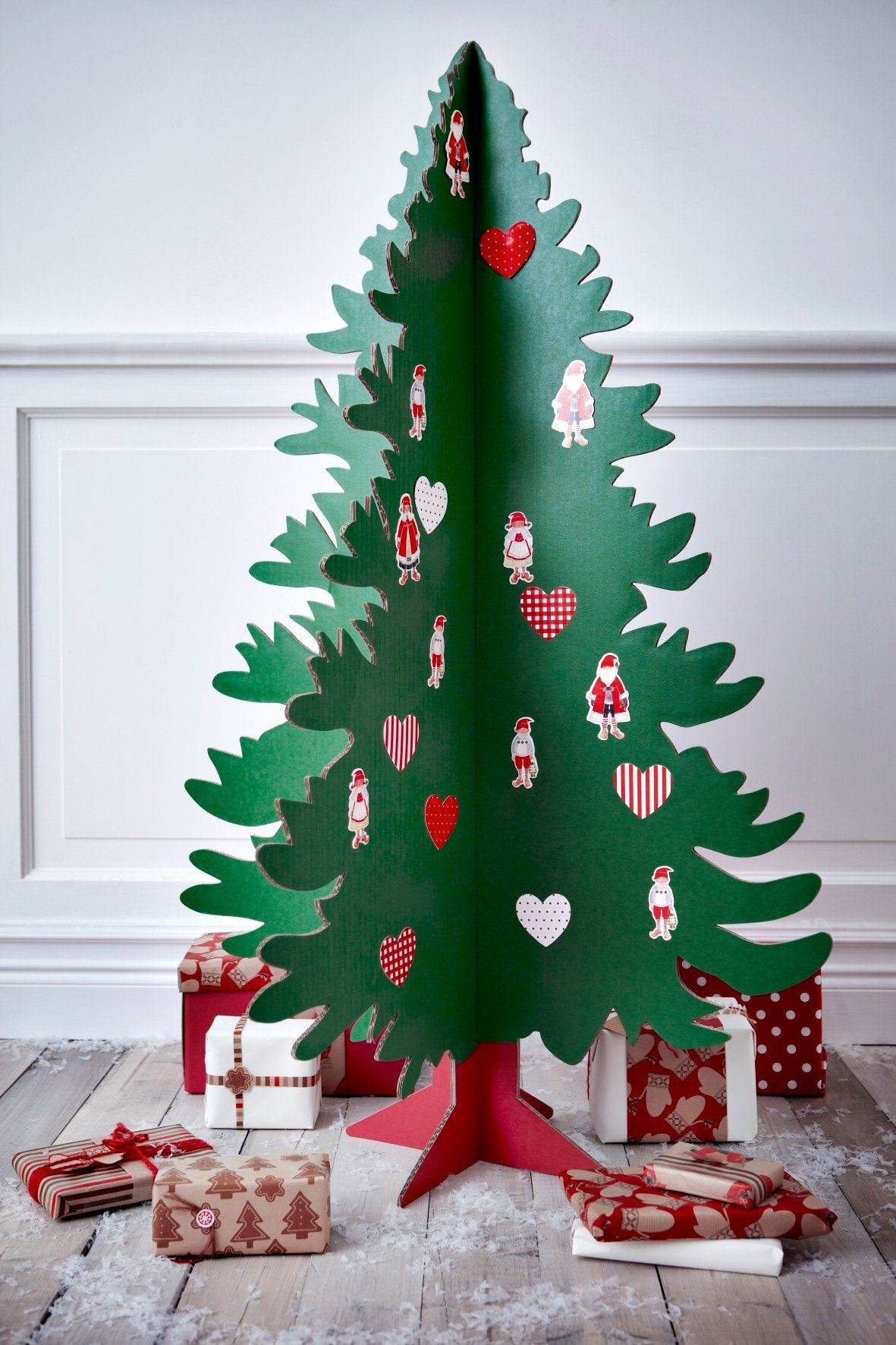 Popolare 6 originali decorazioni di Natale per la camera dei bambini | Bigodino UF21