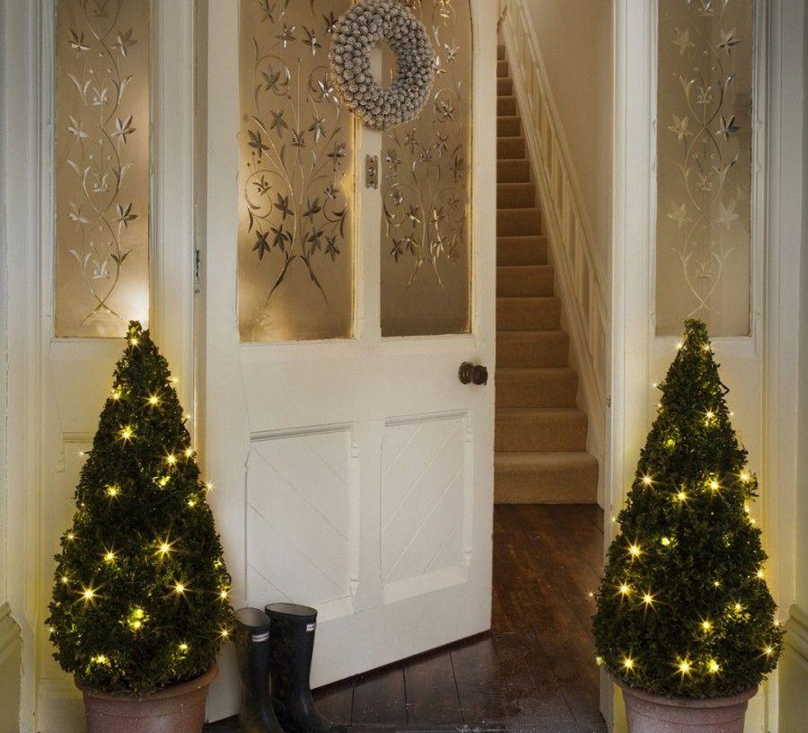 Tons Of Christmas Decorating: 8 Meravigliose Decorazioni Di Natale Per Esterni