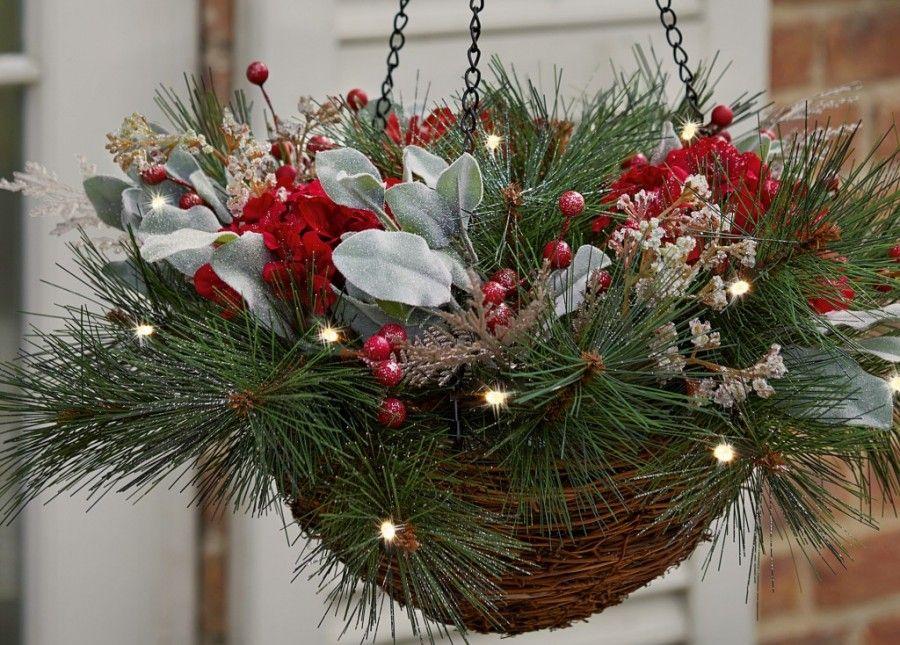 8 Meravigliose Decorazioni Di Natale Per Esterni Bigodino