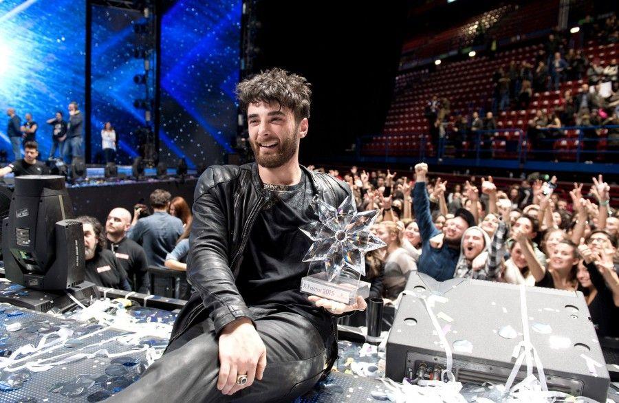 Giosada ha vinto X Factor 2015!