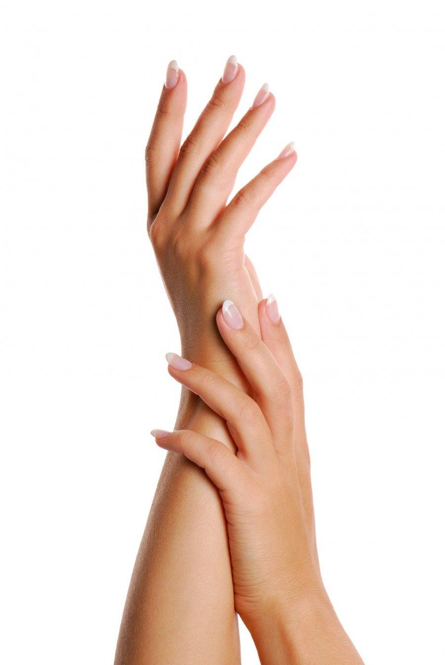 vene visibili sul dorso della mano
