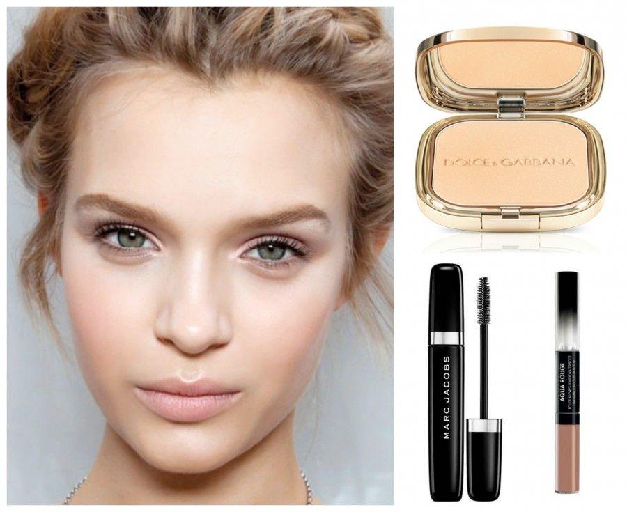 make up nudeCollage