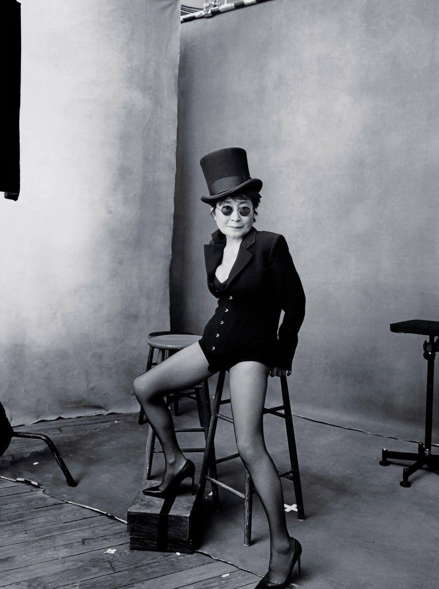 Yoko Ono - Calendario Pirelli 2016
